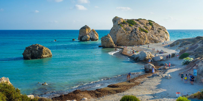 Paphos-Aphrodites-rock