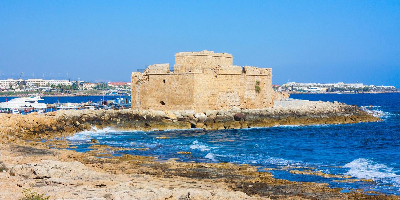 Paphos-castle